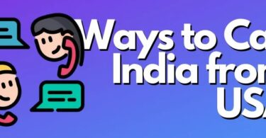 How to Call India from the USA at cheap rates